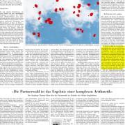 Zürcher Zeitung 2011