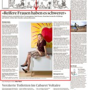Tages Anzeiger 2013